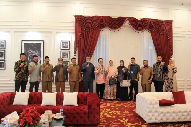 Pesantren Taraf Internasional, Siap Dibangun di Kabupaten Solok