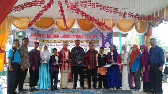 Bupati Hadiri Acara Penutupan LMPUN dan LLM 2020 Sumatera Barat