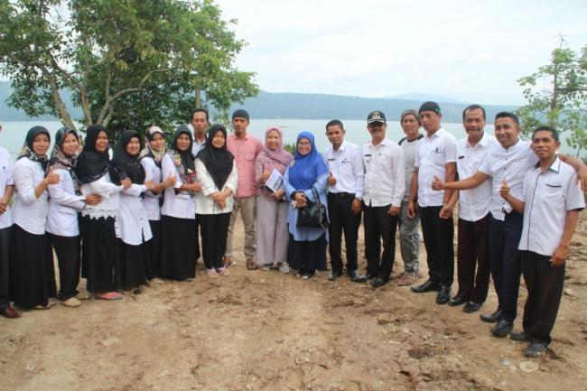 Pemda Kabupaten Solok Sambut Kunjungan Kerja 5 Kementerian di Muaro Pingai