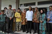 Kunjungan Kerja Presiden Joko Widodo ke Kabupaten Solok - (Ada 0 foto)